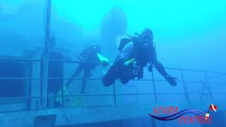 Diving the Lady luck with Scuba Central