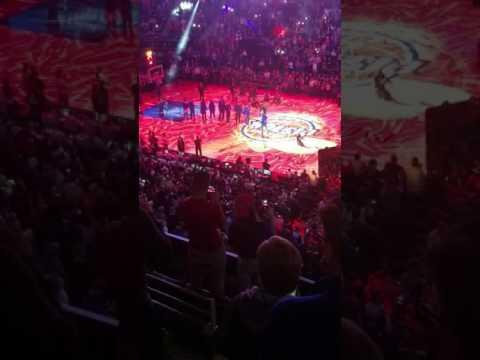 2016-17 Detroit Pistons Intros