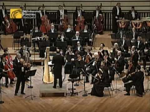 Gyorgy Pauk - Bartok - Second Violin Concerto Part Three