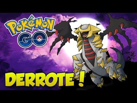 OS COUNTER DE GIRATINA -  Pokémon Go | PokeDicas