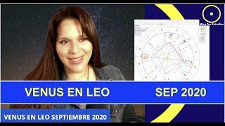 Venus en Leo Septiembre 2020 y Cómo Afectará a Cada Signo