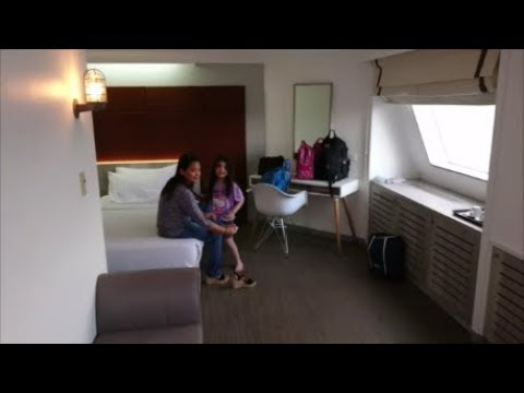 Accommodation On The ST Francis Xavier Suite Room 1 Iligan City To Manila Philippines
