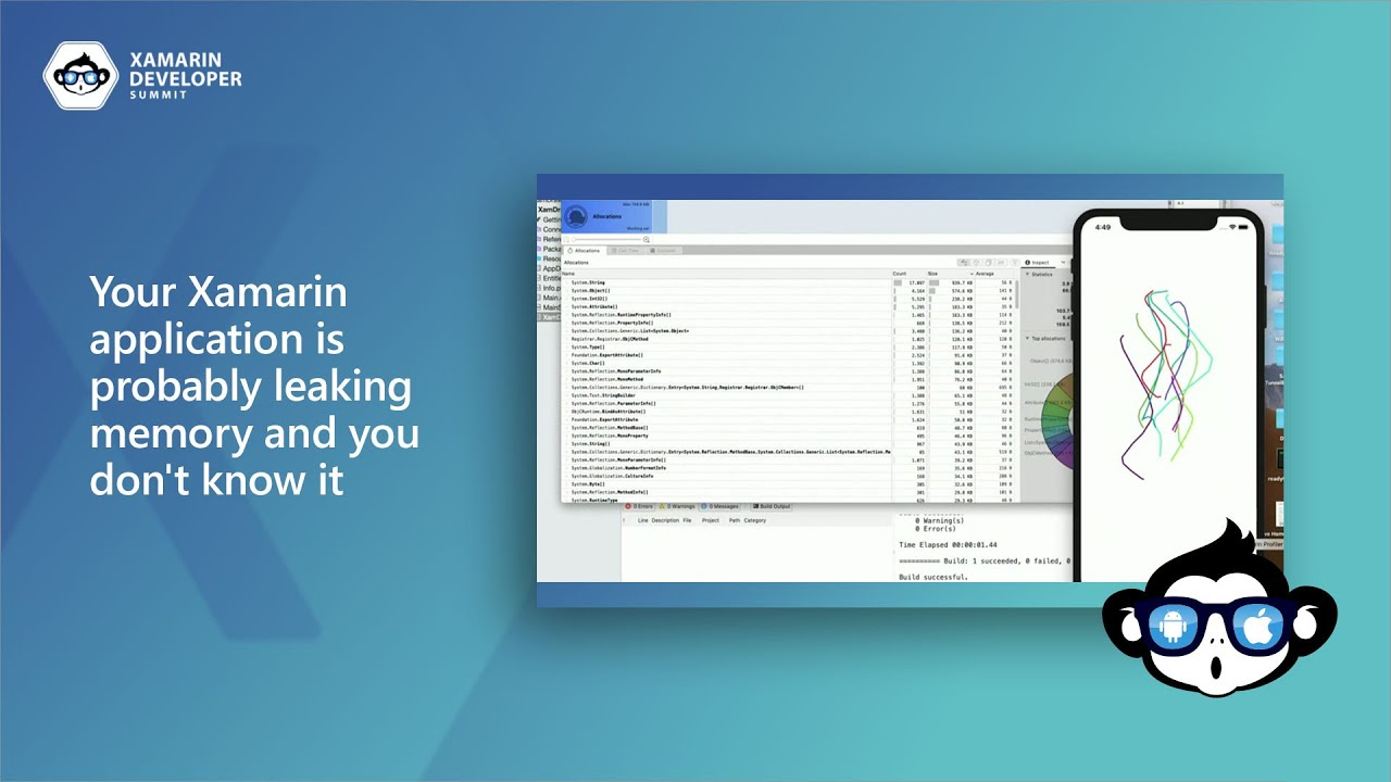 Your Xamarin application is probably leaking memory and you don't know it | Xamarin Developer Summit