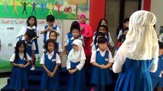 practice for graduation budi mulia dua kindergarten bintaro