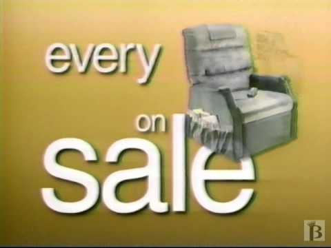 Sears Commercial Furniture And Major Appliances 1995 Youtube