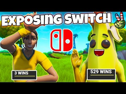 EXPOSING NINTENDO SWITCH PLAYERS STATS!!!