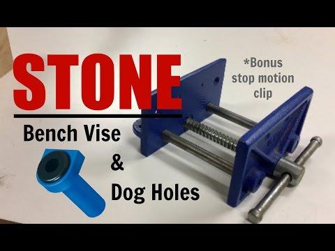 Bench Vise and Dog Holes - Bonus Clip