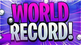 WORLD RECORD KILL STREAK?! 🏆| Roblox Fortnite⚔️ | Strucid🏢