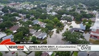 After Floods Devastate NOLA, Mayor Landrieu Looks To Fire City Officials