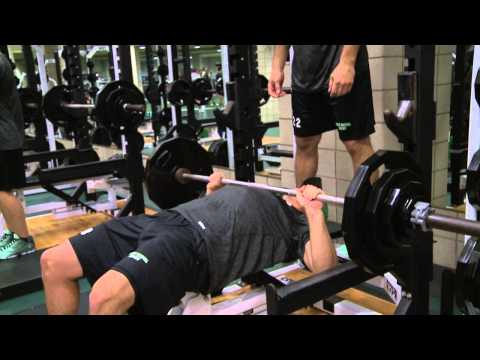 UND Hockey Off-Season Conditioning