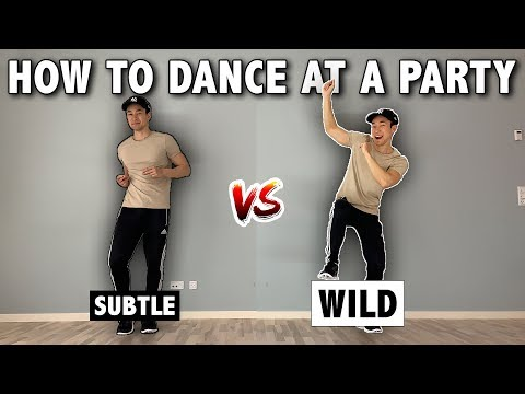 How To Dance At A Club (Simple Moves That Look AWESOME)   Learn How To Dance