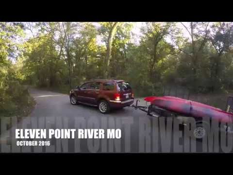Eleven Point River MO