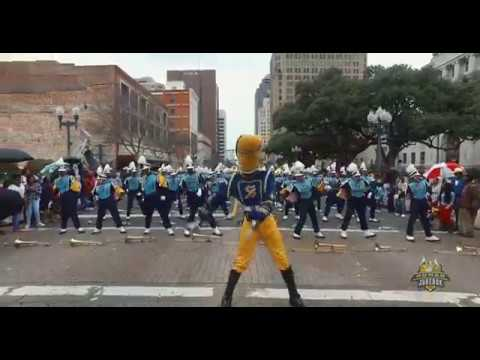 My Friends (We Get Turnt Up) - Mr. Hotspot | Southern University Human Jukebox Marching Band