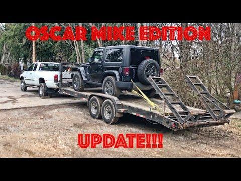 2015 Jeep Wrangler Rebuild PART 3
