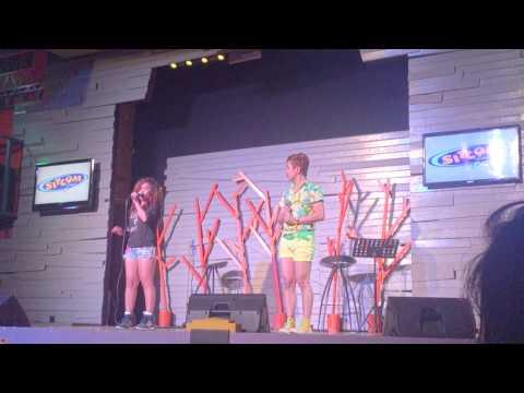 Through the fire sang by Verna - Sitcom Live