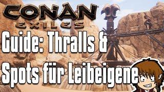 Conan Exiles Guide Alles Zu Leibeigene Sklaven Thralls Update Conan Exiles Tutorial Deutsch Youtube