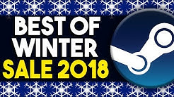 Steam Winter Sale 2018 - My Recommendations