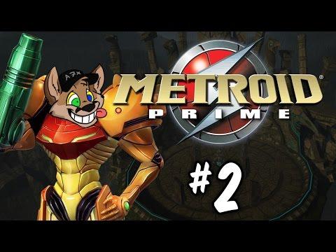 Let's Play Metroid Prime #2 - Hive Mind