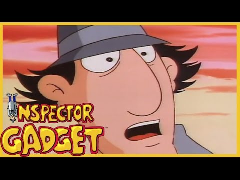 Inspector Gadget: Follow That Jet // Season 1, Episode 51