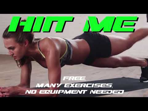 HIIT ME - Android App For High Intensity Interval Training