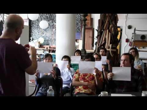 Zach Lieberman's Pecha Kucha Presentation