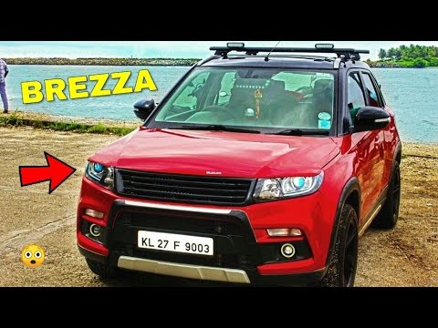 Top 10 Best Modified Maruti Suzuki Vitara Brezza
