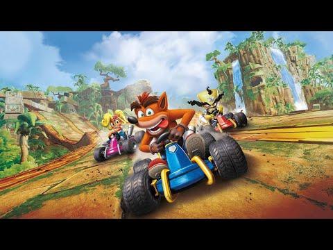 Crash Team Racing Nitro Fueled - Cala Crash (Desafío CRT)