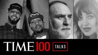 Swizz Beatz and Timbaland, José Andrés, Anaïs Mitchell | TIME100 Talks