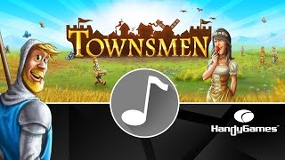 1 Hour Medieval Gaming Music - Townsmen Soundtrack