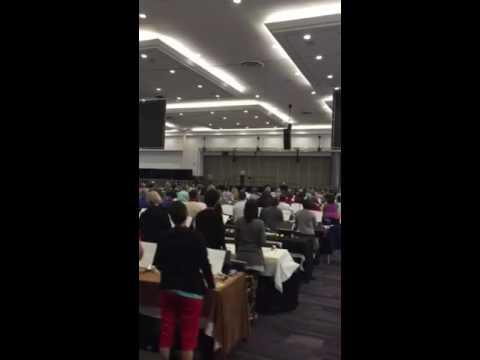 International Handbell Symposium 2016 - mass choir ...