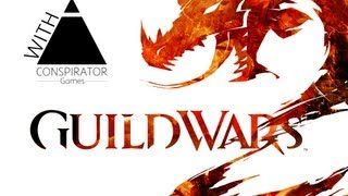 cg plays guild wars 2 beta pretty cave and the gem store