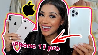 COMPREI O IPHONE 11 PRO / Apple Watch / Mac Book Pro