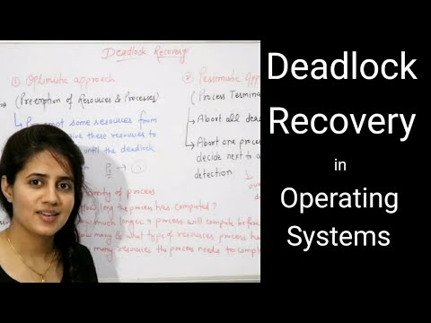 Deadlock Recovery In Operating System