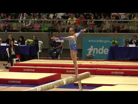 Morgan Hurd  – Balance Beam – Team/AA – 2018 Pacific Rim Championships