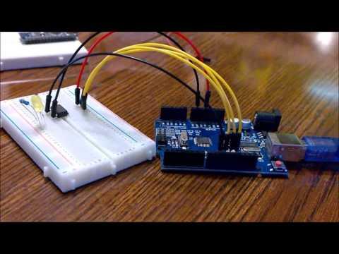 Programming ATTiny13 With Arduino Uno
