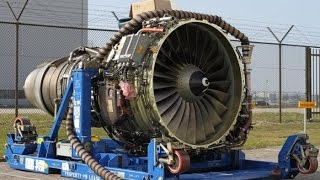 Big Aircraft Engines Starting Up thumbnail