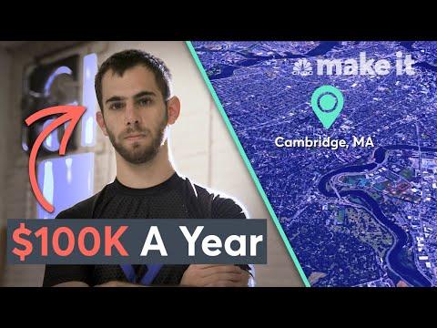 Living On $100K A Year In Boston | Millennial Money