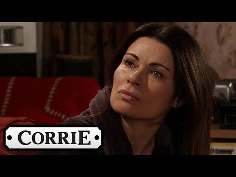 Coronation Street - Carla Ends Up Incriminating Herself to Protect Roy