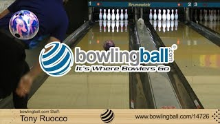 bowlingball.com Hammer Flawless Bowling Ball Reaction Video Review
