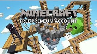 Minecraft Premium Account for FREE [August 2017] - Free Minecraft Premium Giveaway Everyday