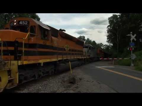 Buffalo and Pittsburgh Railroad, July 18, 2014
