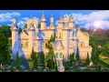 Sims 4 House Build Disney Princess Inspired Castle Pt 1 mp3