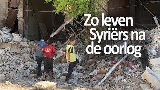 Kunnen Syriërs weer veilig terug naar huis?   Rode Kruis