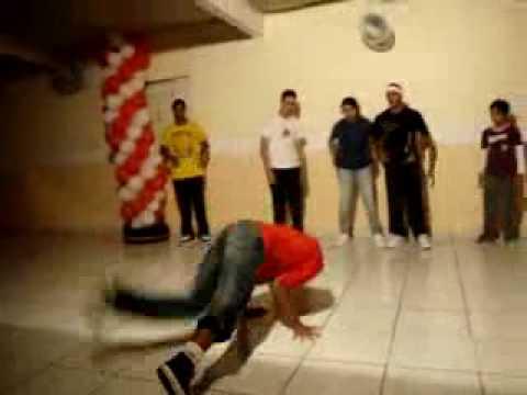 Anivesario thiago Cézane Hip hop dance competition Break