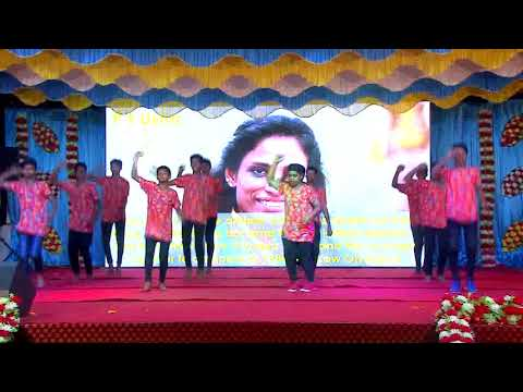 Our Lady of Miracles Bethany Matriculation School Annual Day 2019-20  Class 10th 2 dance