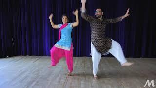 Laddu - Jasmine Sandlas & Gary Sandhu - Dance Cover by Megha Kalia