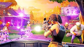 FORTNITE Official Gameplay Trailer (PS4 Xbox One PC) 2017