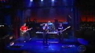 Hoobastank - Same Direction (Live on Letterman)