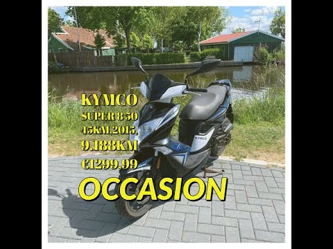 OCCASION: Kymco Bromscooter