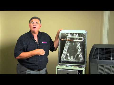 Ice on your air conditioner? Reliable Heating & Air - Video Blog